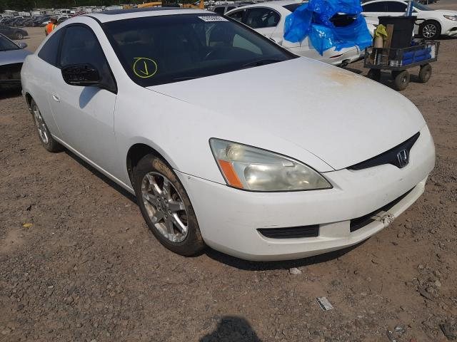 Salvage cars for sale at Conway, AR auction: 2003 Honda Accord EX