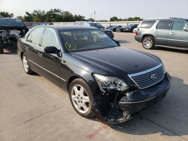 Vehiculos salvage en venta de Copart Wilmer, TX: 2004 Lexus LS 430