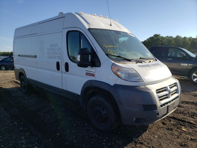 Salvage cars for sale from Copart Brookhaven, NY: 2014 Dodge RAM Promaster