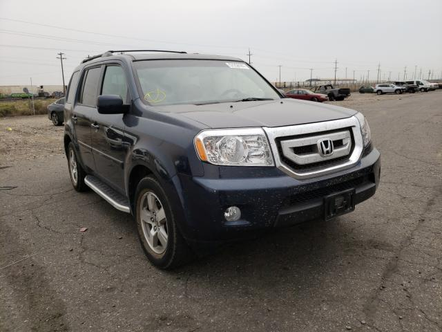 Salvage cars for sale from Copart Pasco, WA: 2009 Honda Pilot EXL