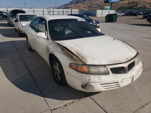 Pontiac Bonneville salvage cars for sale: 2001 Pontiac Bonneville