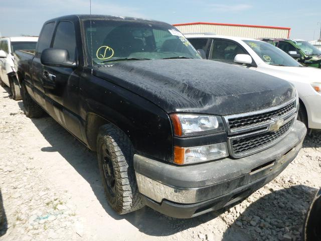 Salvage cars for sale from Copart Haslet, TX: 2006 Chevrolet Silverado