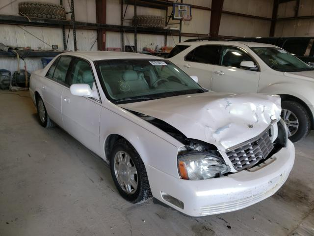 Cadillac salvage cars for sale: 2005 Cadillac Deville