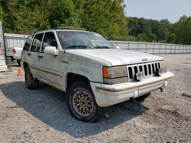 Salvage cars for sale from Copart Hurricane, WV: 1995 Jeep Grand Cherokee