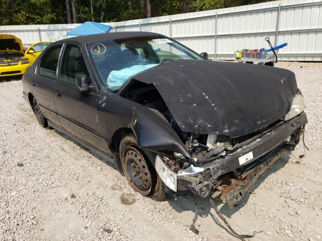 Salvage cars for sale from Copart Knightdale, NC: 1997 Honda Accord LX