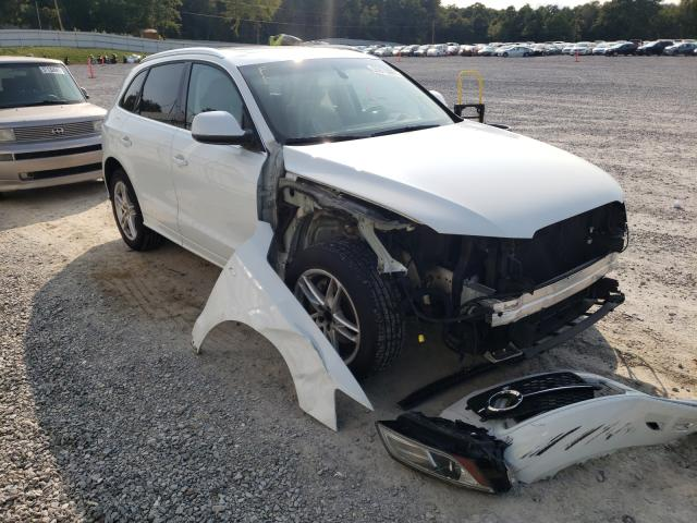 Salvage cars for sale from Copart Gastonia, NC: 2013 Audi Q5 Premium