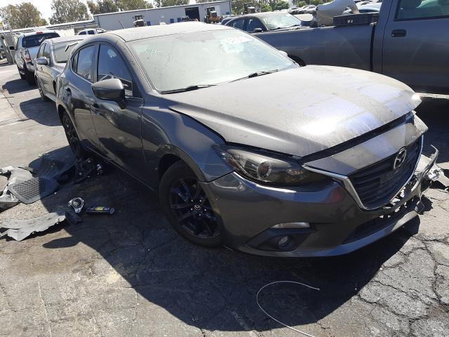 Vehiculos salvage en venta de Copart Colton, CA: 2016 Mazda 3 Touring