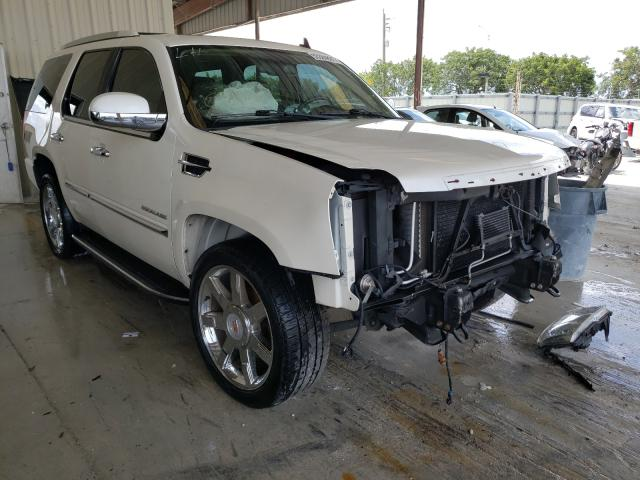 Salvage cars for sale from Copart Homestead, FL: 2012 Cadillac Escalade L