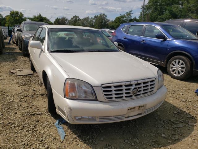 Cadillac Vehiculos salvage en venta: 2001 Cadillac Deville DT