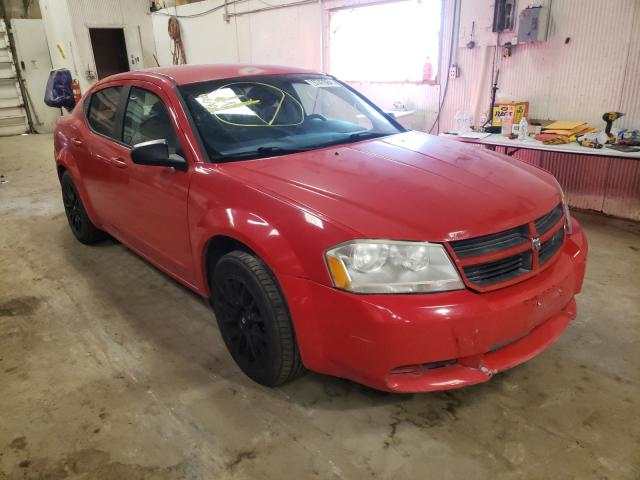 Salvage cars for sale at Casper, WY auction: 2009 Dodge Avenger SE