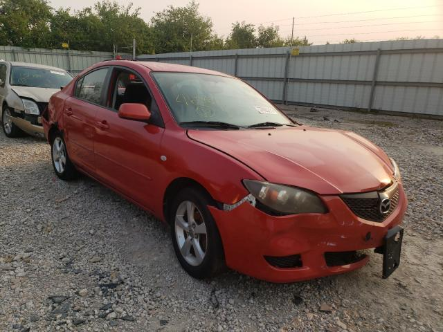 Salvage cars for sale from Copart Kansas City, KS: 2006 Mazda 3 I