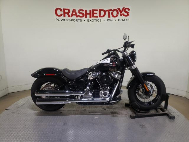 Harley-Davidson Flsl salvage cars for sale: 2021 Harley-Davidson Flsl