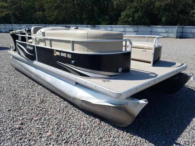 Sweetwater salvage cars for sale: 2011 Sweetwater Pontoon