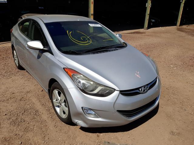 Salvage cars for sale at Phoenix, AZ auction: 2013 Hyundai Elantra GL