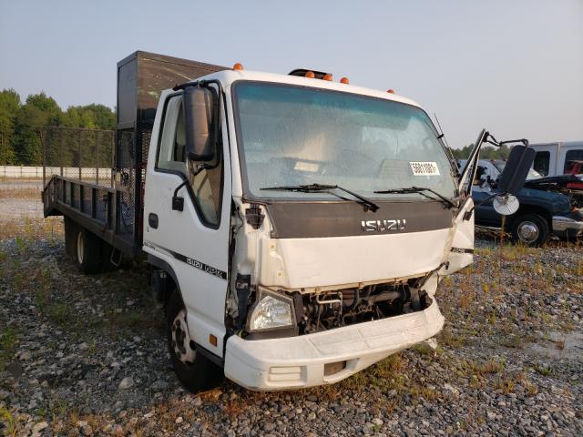 Isuzu salvage cars for sale: 2007 Isuzu NPR