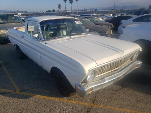 Ford Ranchero salvage cars for sale: 1965 Ford Ranchero