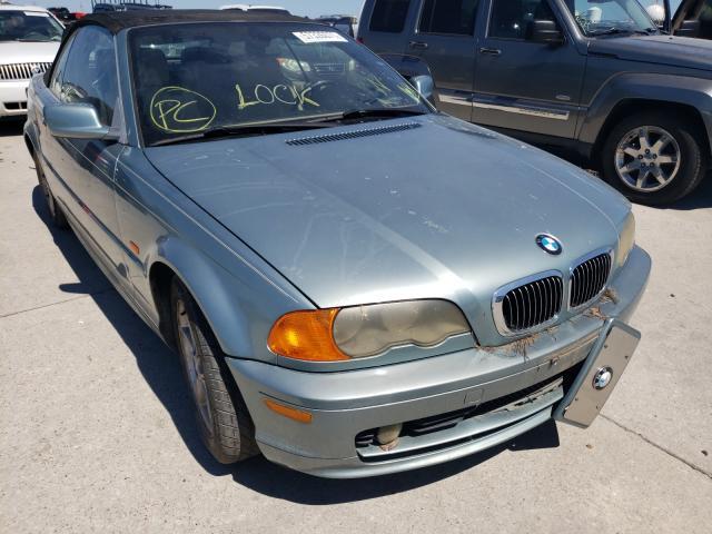 BMW Vehiculos salvage en venta: 2003 BMW 325 CI