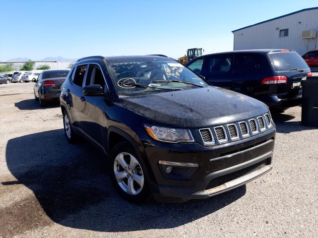 Salvage cars for sale at Tucson, AZ auction: 2018 Jeep Compass LA