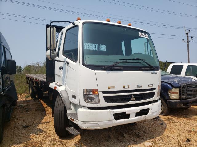 Vehiculos salvage en venta de Copart China Grove, NC: 2008 Mitsubishi Fuso FK 65F