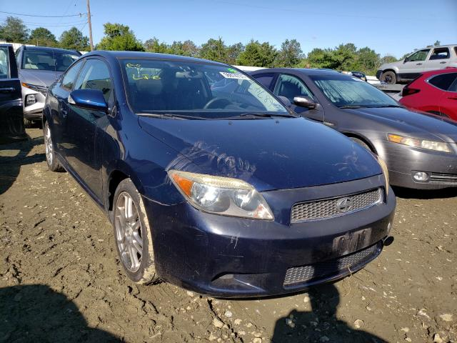Salvage cars for sale from Copart York Haven, PA: 2006 Scion TC