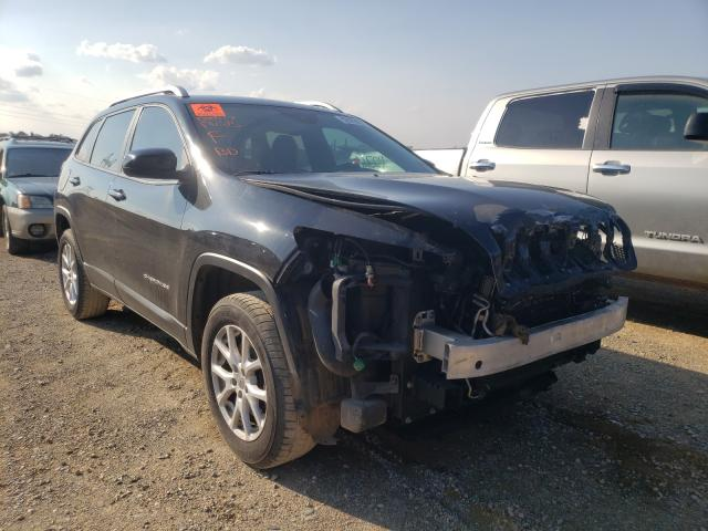 Salvage cars for sale from Copart Anderson, CA: 2014 Jeep Cherokee L