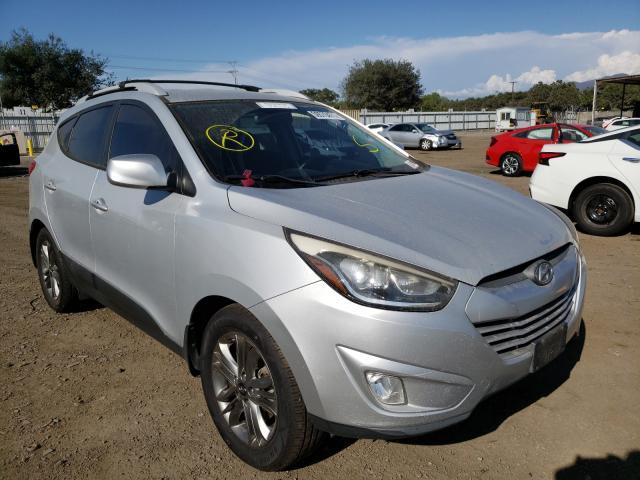 Hyundai salvage cars for sale: 2014 Hyundai Tucson GLS