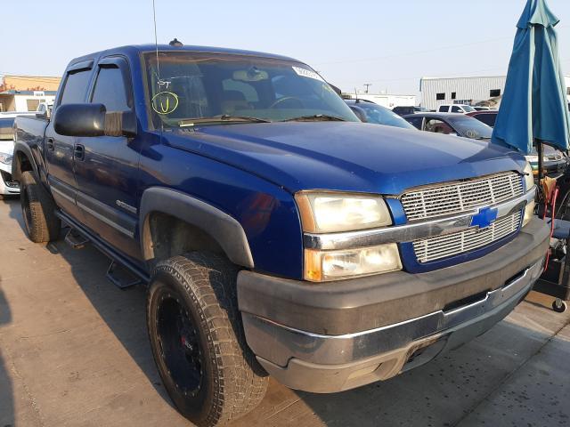 Vehiculos salvage en venta de Copart Grand Prairie, TX: 2003 Chevrolet Silverado