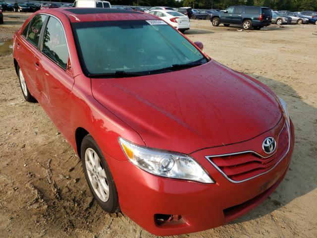 Salvage cars for sale from Copart Hampton, VA: 2010 Toyota Camry Base