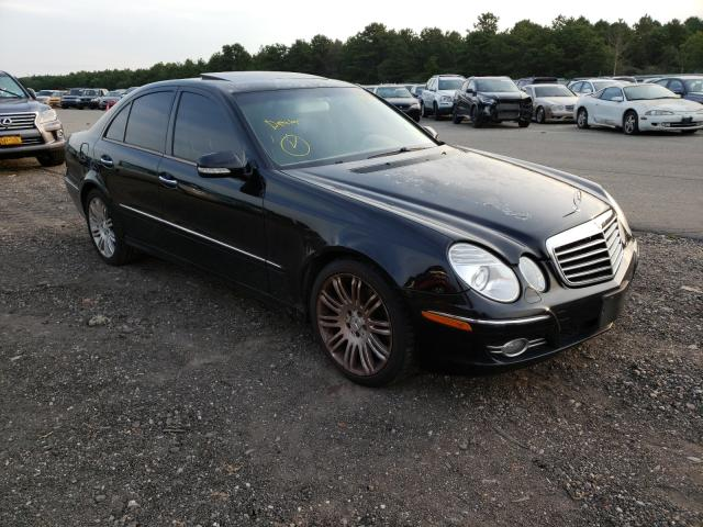 Salvage cars for sale from Copart Brookhaven, NY: 2007 Mercedes-Benz E 350 4matic