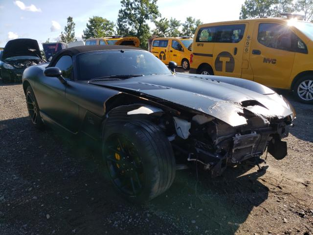 Salvage cars for sale from Copart Marlboro, NY: 2006 Dodge Viper SRT