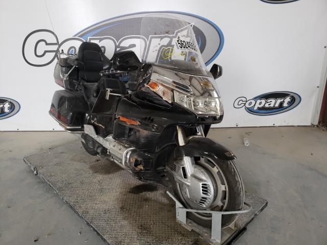 Honda salvage cars for sale: 2000 Honda GL1500 A