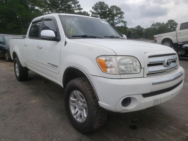 Vehiculos salvage en venta de Copart Eight Mile, AL: 2006 Toyota Tundra DOU