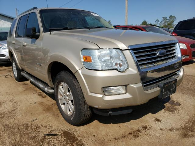 Salvage cars for sale from Copart Pekin, IL: 2007 Ford Explorer X