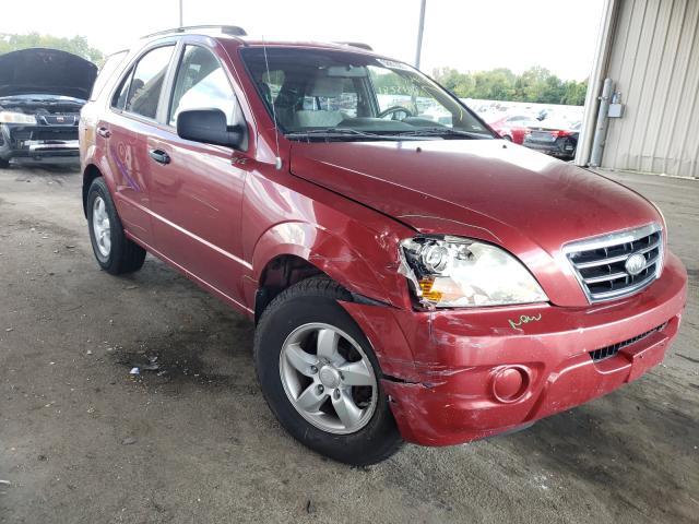 KIA salvage cars for sale: 2008 KIA Sorento EX