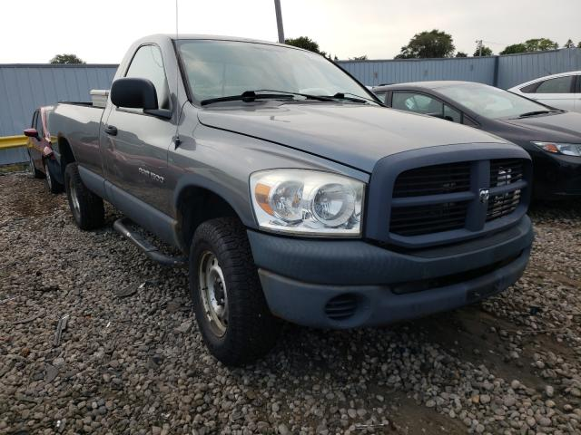 2007 Dodge RAM 1500 S en venta en Cudahy, WI