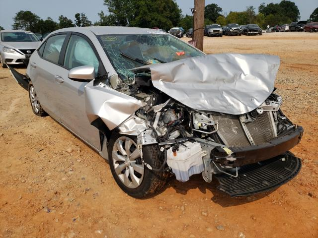 Salvage cars for sale from Copart China Grove, NC: 2015 Toyota Corolla L