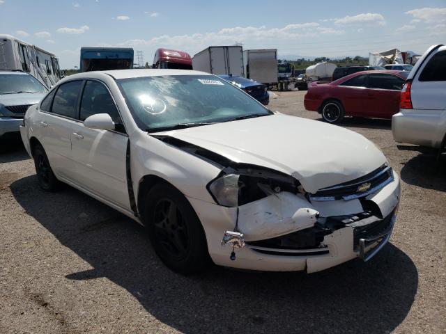Salvage cars for sale at Tucson, AZ auction: 2008 Chevrolet Impala LS