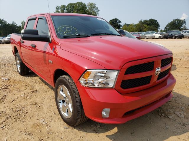 Vehiculos salvage en venta de Copart China Grove, NC: 2013 Dodge RAM 1500 ST