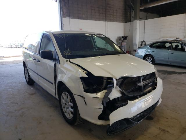 Salvage cars for sale from Copart Blaine, MN: 2015 Dodge Tradesman