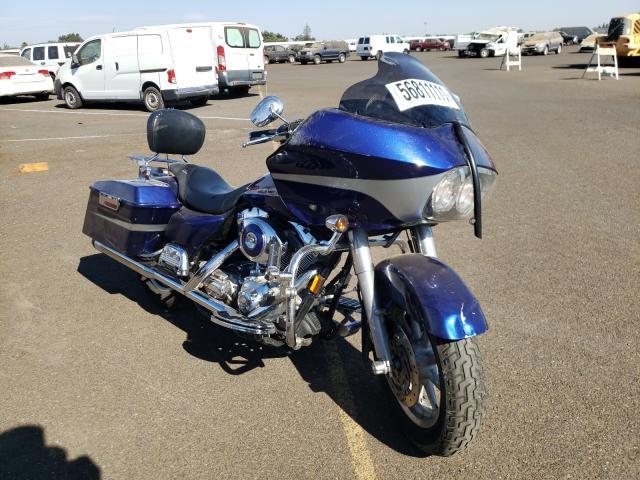 Harley-Davidson salvage cars for sale: 2006 Harley-Davidson Fltri