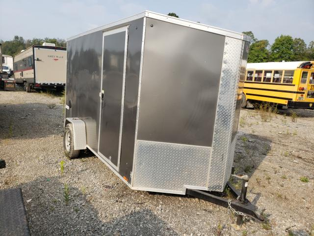 Salvage cars for sale from Copart Ellwood City, PA: 2020 Pace American Trailer