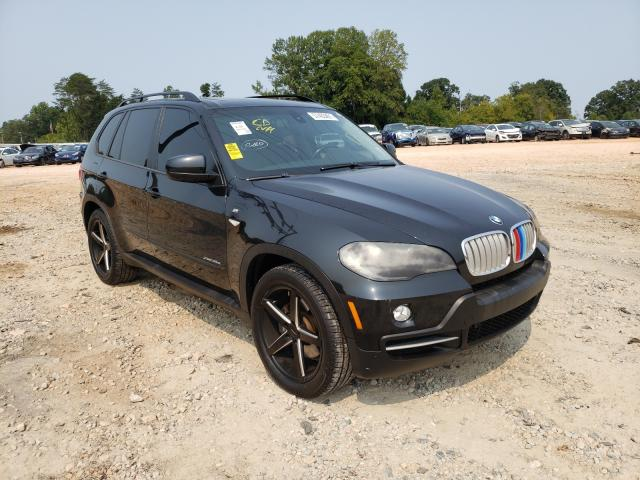 Salvage cars for sale from Copart China Grove, NC: 2010 BMW X5 XDRIVE3