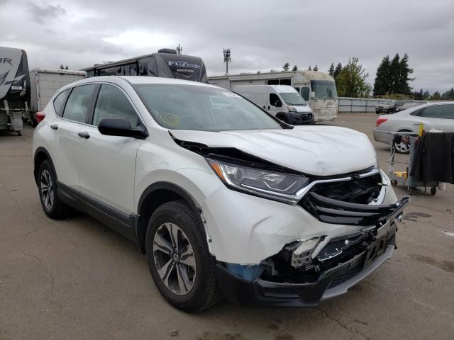 2018 HONDA CR-V LX 5J6RW6H34JL000939