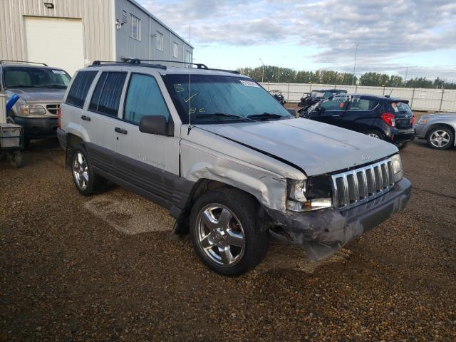 Jeep salvage cars for sale: 1998 Jeep Grand Cherokee