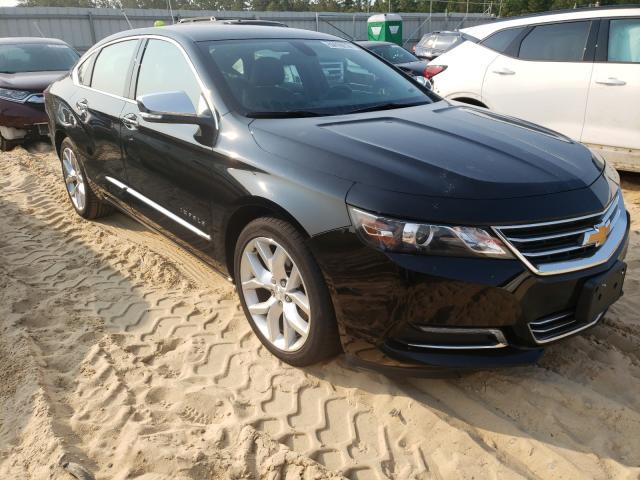 Vehiculos salvage en venta de Copart Gaston, SC: 2020 Chevrolet Impala PRE
