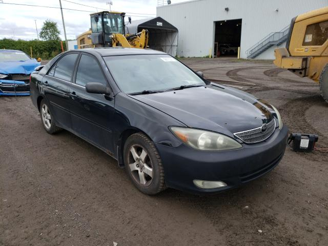 Salvage cars for sale at Montreal Est, QC auction: 2004 Toyota Camry SE