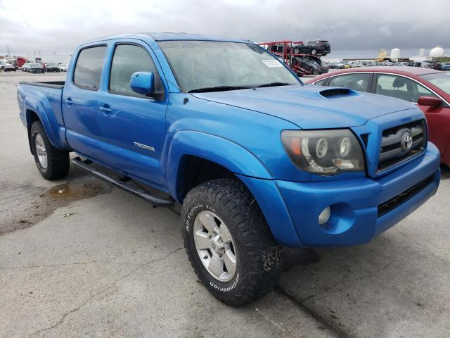 Salvage cars for sale from Copart New Orleans, LA: 2010 Toyota Tacoma DOU