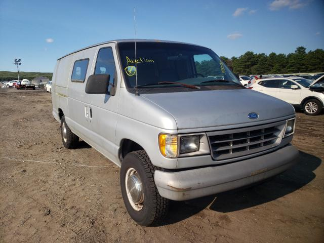 Salvage cars for sale from Copart Brookhaven, NY: 1996 Ford Econoline