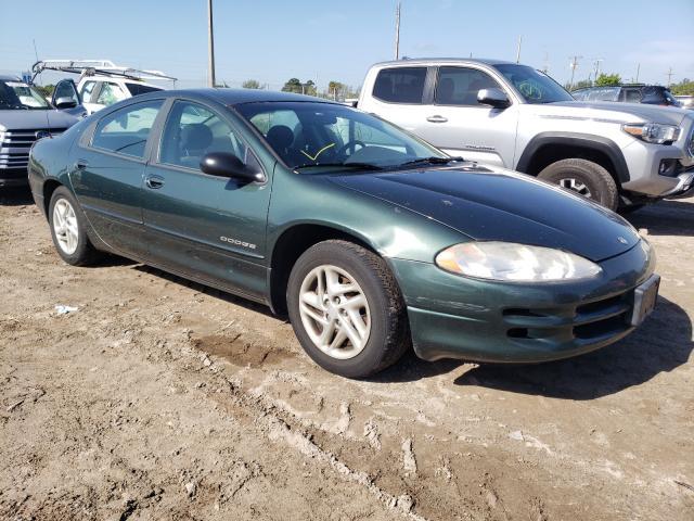 Dodge Intrepid salvage cars for sale: 2000 Dodge Intrepid