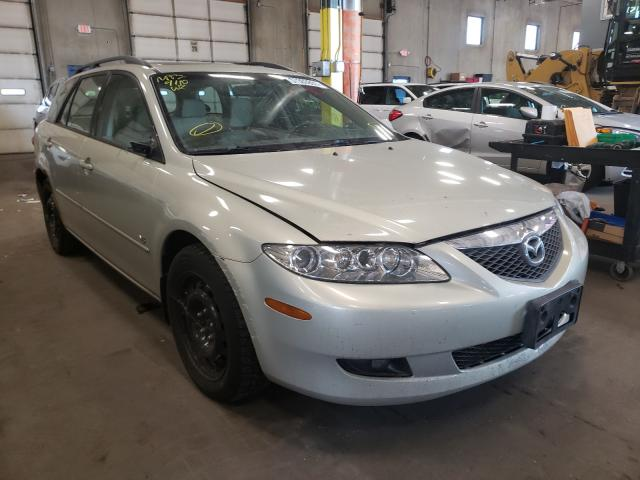 Salvage cars for sale from Copart Blaine, MN: 2004 Mazda 6 S